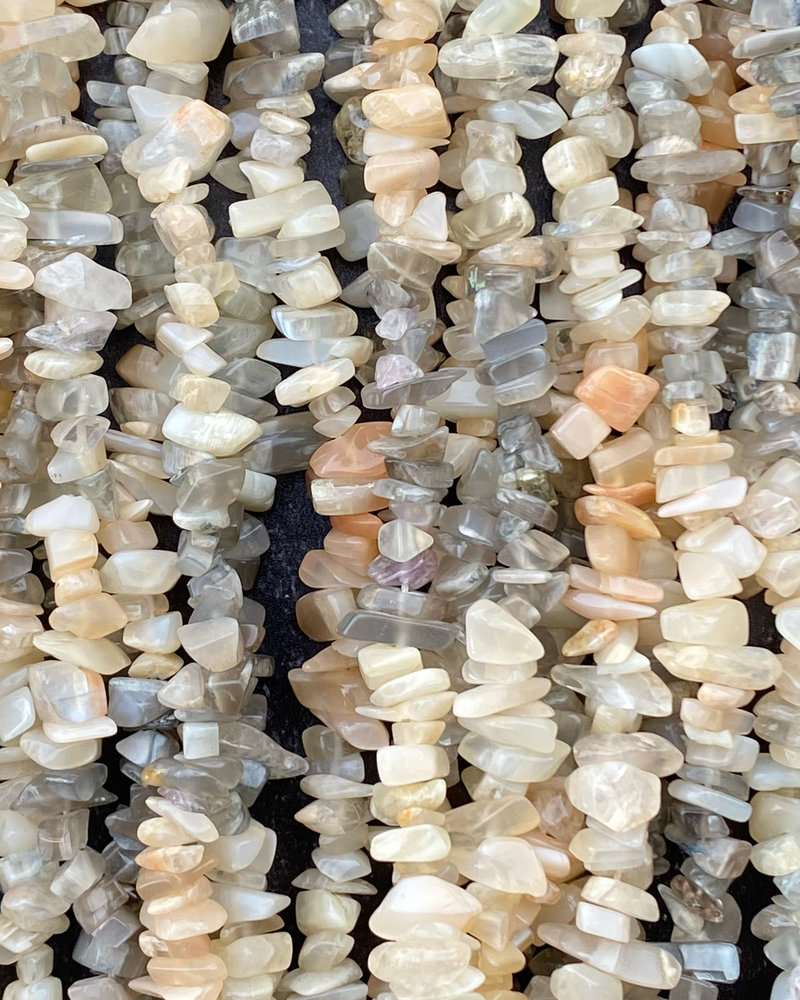 Mix Moonstone Chips