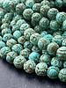 8mm Carved Magnesite