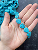 20mm Carved Magnesite Shell