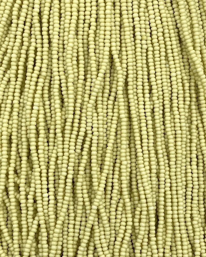 SIZE 11/0 #109 Lemongrass Tint