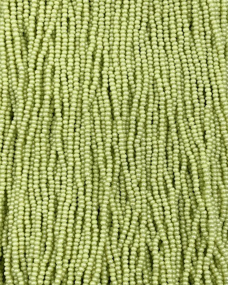 SIZE 11/0 #1421 Avocado Luster (tint)