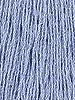 SIZE 11/0 #519 White Blue Stripe Matte Rainbow
