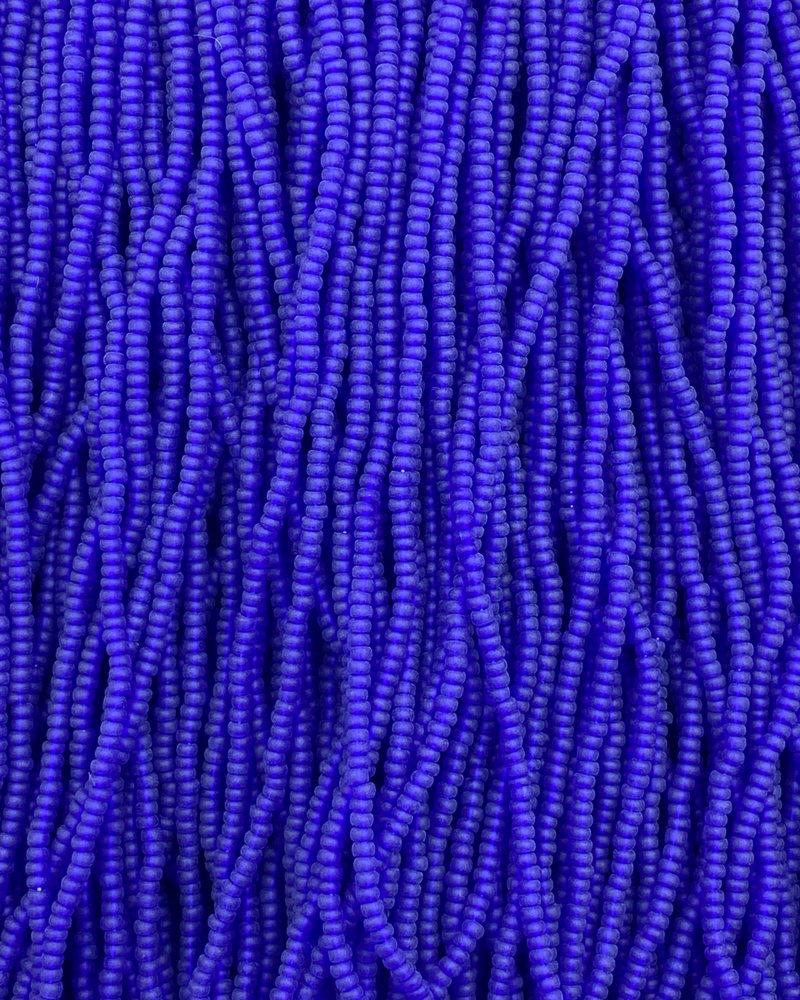 SIZE 11/0 #140m Matte Cobalt
