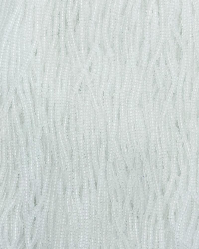 SIZE 11/0 #126m Matte Crystal