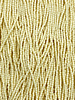 Size 9/0 Three Cut Seed Beads- #995 Ivory