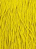 SIZE 11/0 #112m Matte Lemon Yellow