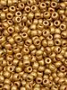 SIZE 6/0 #1277m Matte Brushed Brass
