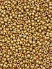 SIZE 8/0 #1277m Matte Brushed Brass