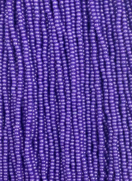 SIZE 11/0 #748 Purple Alabaster (Dyed)