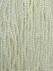 SIZE 11/0 #1535 Silver Pearl Pastel Lined