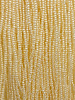 SIZE 11/0 #1536 Gold Pearl Pastel Lined