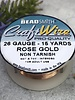 CRAFT WIRE 26GA ROUND 15YD ROSE GOLD