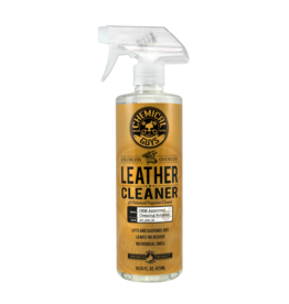 Chemical Guys Leather Cleaner OEM Approved Colorless + Odorless Leather Cleaner (16 oz)