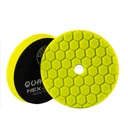 Hex-Logic Hex-Logic Quantum Buffing Pad -Yellow 5.5''