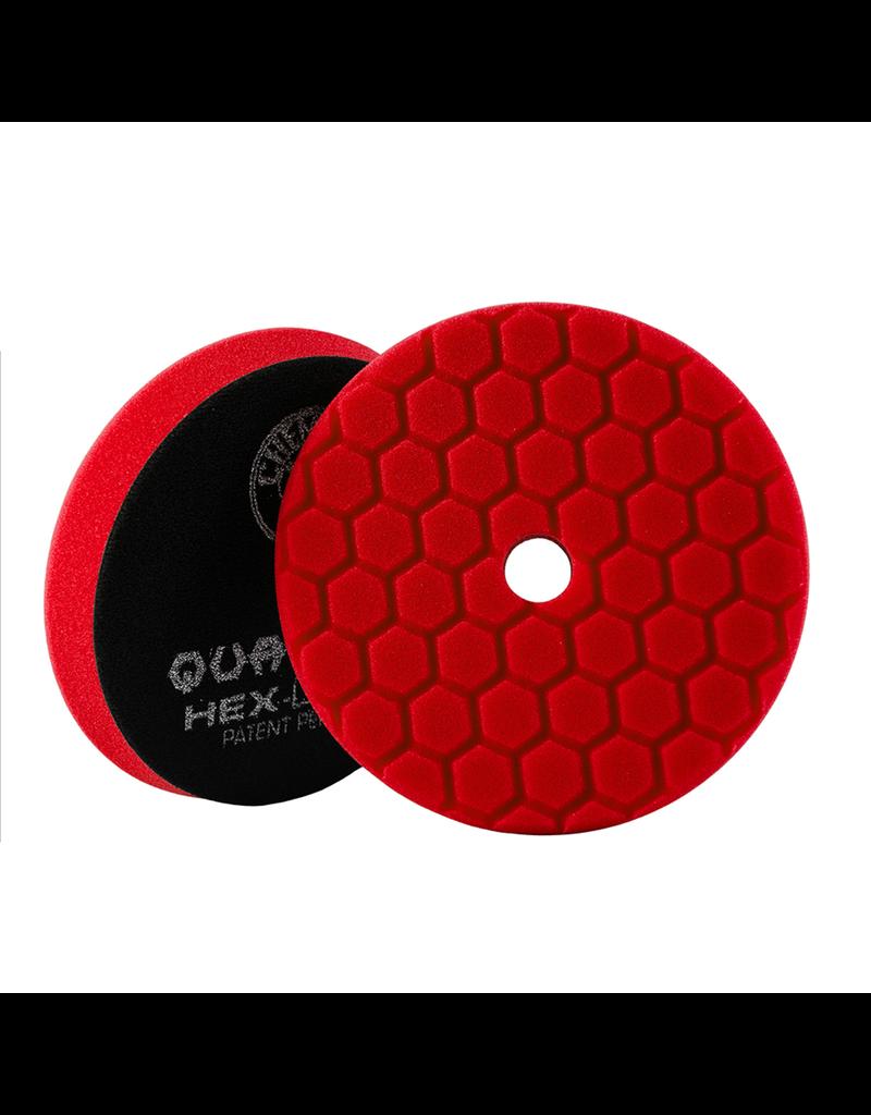 Hex-Logic Hex-Logic Quantum Buffing Pad Red -6.5''