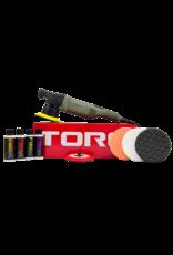 TORQ Tool Company TORQ10FX - TORQ Polishing Machines - 120V/60Hz With TORQ 5'' Backing Plate
