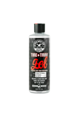 Chemical Guys Gel Black Forever Trim & Tire,Shine & Protect That Keeps Black Parts Black For Months (16oz)