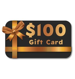 Green Valley Range $100 Gift Card