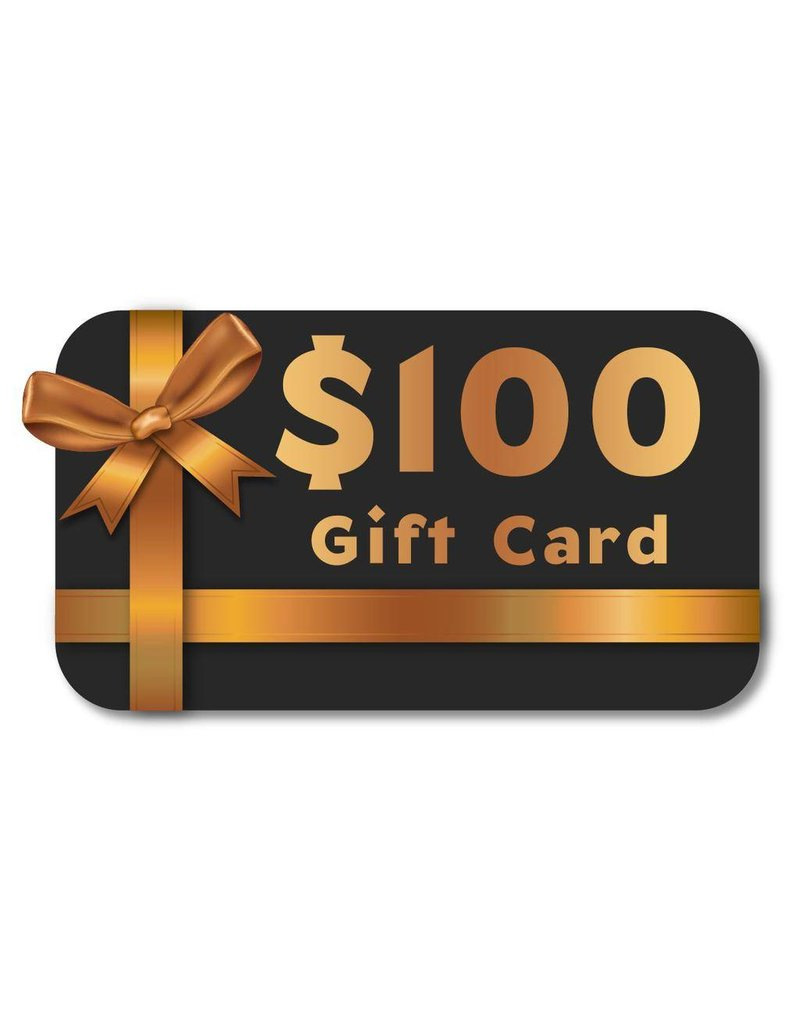 Green Valley Range $100 Gift Card
