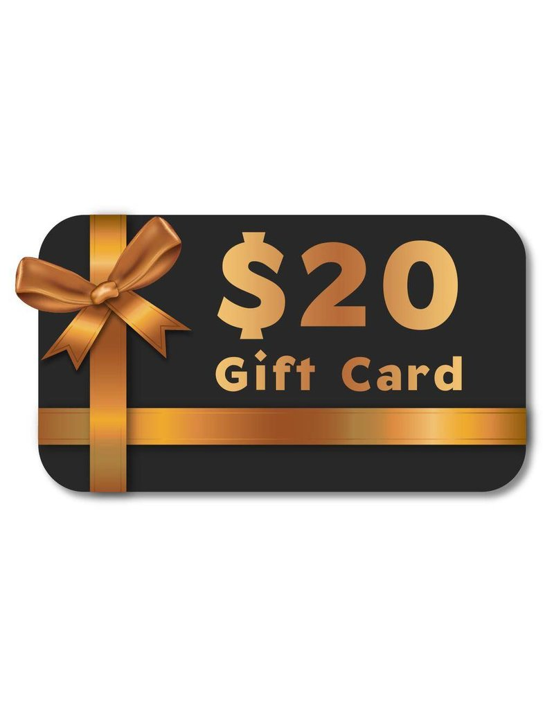 Green Valley Range $20 Gift Card