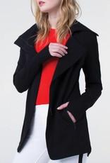 Liverpool Asymmetrical Jacket Black