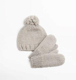 Look by M Basic Yarn Mittens
