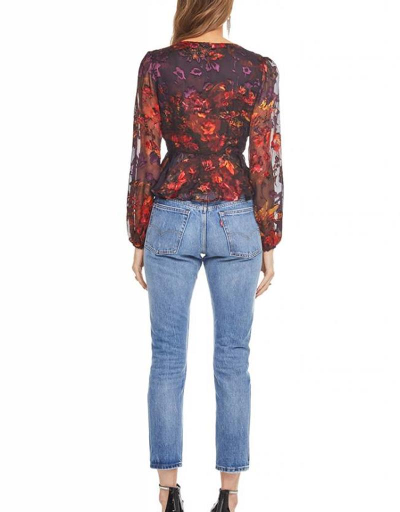 astr Gianna Top Floral