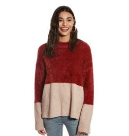 Olive & Oak Monaco Sweater Cinnamon