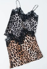 Trend:Notes Silky Leopard Cami