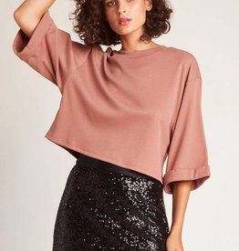Jack Time To Shine Sequin Skirt Black