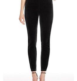 Lysse Black Velvet Trouser