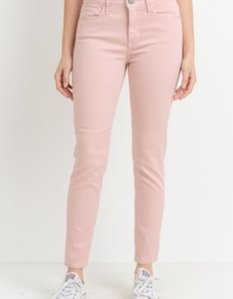 Color Basic Denim Pink