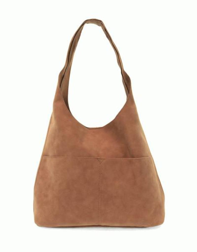 Joy Susan Jenny Sueded Hobo Bag