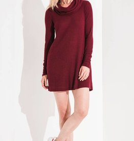 Z Supply Cowl Neck Dress