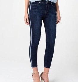 Liverpool Skinny Inset Stripe Jean