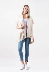Shawl Sweater Vest One Size