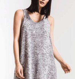 Snakeskin Breezy Dress