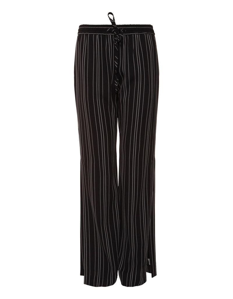 Dex Tie Waist Stipe Pants