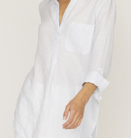 Sanctuary Miles Tunic Blue Stripe