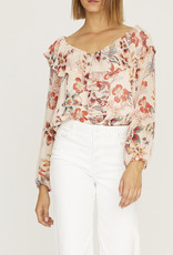 Lady Like Blouse Floral