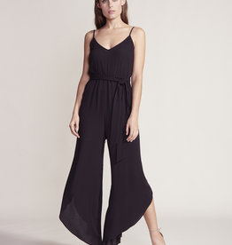 Jack She's On Vacation Jumpsuit Black