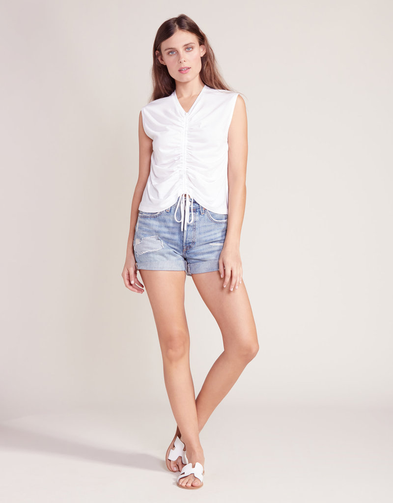I Like Me Better SS Tie Top