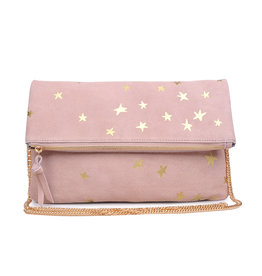 Moda Luxe North Star Clutch