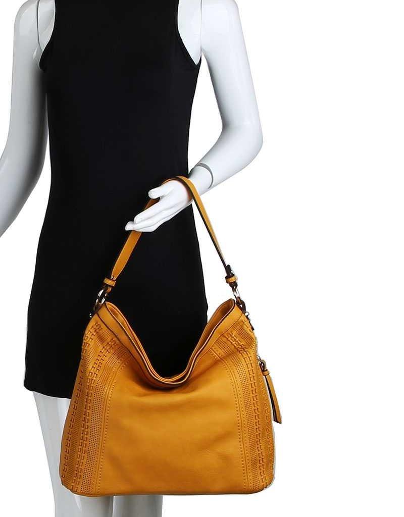 Joia Trading Hobo Bag w/ Long Strap