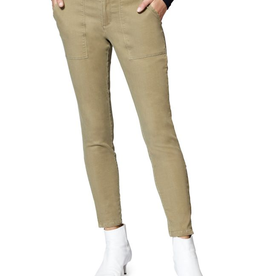 Sanctuary Fast Track Zip Chino Pant Tan