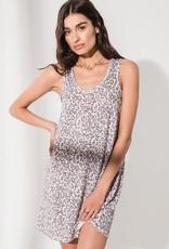 Z Supply Leopard Breezy Dress