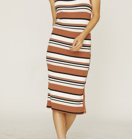 Sheyna Sweater Dress Stripe