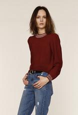 Heartloom Wren Sweater Merlot