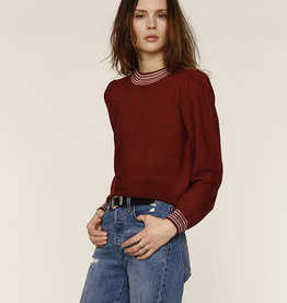 Wren Sweater Merlot