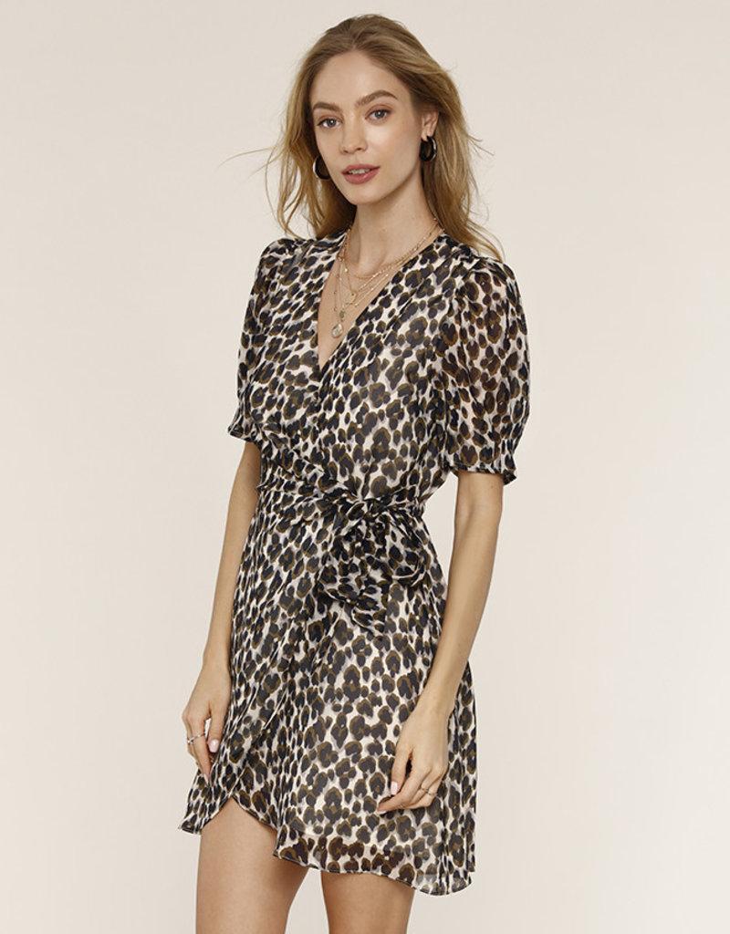 Heartloom Cheri Leopard Dress